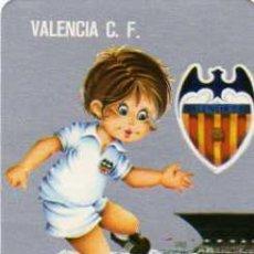 Coleccionismo deportivo: CALENDARIO FUTBOL. 1977 VALENCIA CLUB DE FUTBOL. Nº 270. Lote 33931700