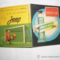 Coleccionismo deportivo: CAMPEONATO NACIONAL DE LIGA 1953-54 . Lote 34927556