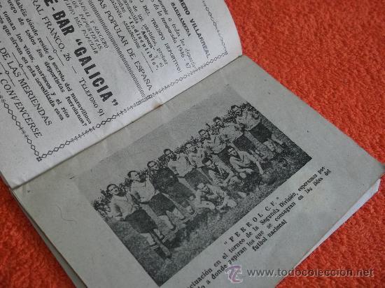 Calendario Ual.Calendario Libreto Liga 1ª Y 2ª Division 1946 4 Sold Through