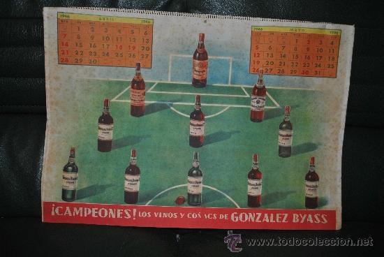 Coleccionismo deportivo: CALENDARIO DE FUTBOL 1945-1946 - Foto 10 - 37494904