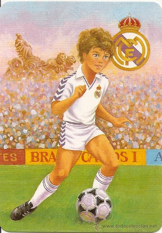 MUY INTERESANTE ALMANAQUE DE BOLSILLO - JUGADOR - R.MADRID - PUBLICIDAD EN REVERSO (VISITAR) (Coleccionismo Deportivo - Documentos de Deportes - Calendarios)