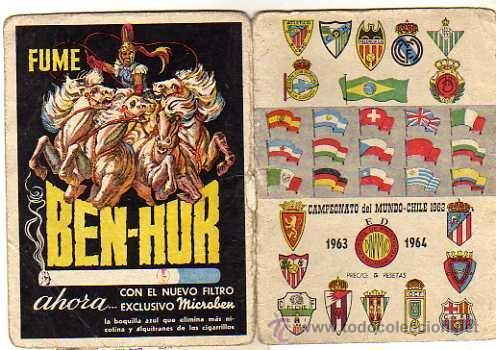 CALENDARIO DINÁMICO FÚTBOL, TEMPORADA 1963-1964, CAMPEONATO DEL MUNDO CHILE 1962 (Coleccionismo Deportivo - Documentos de Deportes - Calendarios)