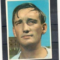 Coleccionismo deportivo: JUGADOR,REAL MADRID, ZOCO, CALENDARIO BOLSILLO AÑO 1969. Lote 40330105