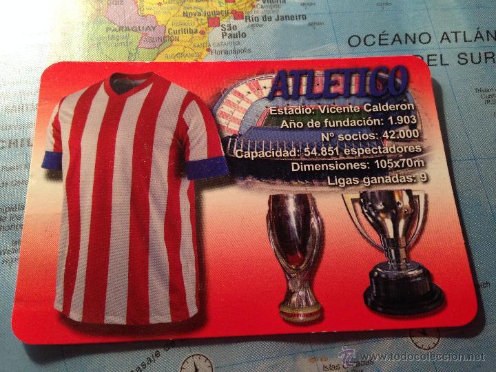 CALENDARIO 2014 ATLETICO MADRID AT MADRID CAMPEON EUROPA LEAGUE Y SUPERCOPA DE EUROPA (Coleccionismo Deportivo - Documentos de Deportes - Calendarios)