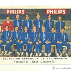 Coleccionismo deportivo: CALENDARIO - FOURNIER FEDERACIÓN ESPAÑOLA DE BALONCESTO LIGA NACIONAL MASCULINA DE PRIMERA DIVISIÓN. Lote 41592807