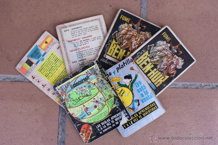 Coleccionismo deportivo: 6 CALENDARIOS DINAMICO 1963-64 / 64-65 / 67-68 / 69-70 /71-72 / 81-82 CALENDARIO - Foto 5 - 44701419