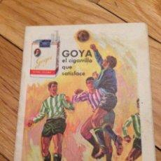 Coleccionismo deportivo: CALENDARIO DE LA LIGA 1968 1969 DINAMICO - SIN USAR. Lote 45000656