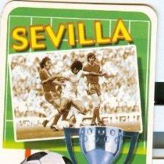 Coleccionismo deportivo: CALENDARIO BOLSILLO ** SEVILLA C.F ** (AÑO 2006). Lote 47294747