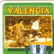 Coleccionismo deportivo: CALENDARIO BOLSILLO ** VALENCIA C.F ** (AÑO 2006). Lote 47294753