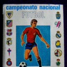 Coleccionismo deportivo: CALENDARIO CAMPEONATO NACIONAL FUTBOL. 1º Y 2º DIVISION. LIGA 1978-1979. PUBLICIDAD PEGAMENTO IMEDIO. Lote 47303634