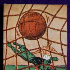 Coleccionismo deportivo: CALENDARIO CAMPEONATO FUTBOL. LIGA 1958-1959. FOTOS DEPORTIVO ALAVES, ATLETICO BILBAO, REAL SOCIEDAD. Lote 47304035