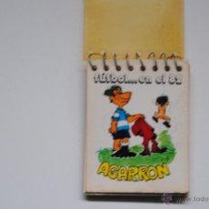 Coleccionismo deportivo: CALENDARIO FUTBOL EN EL 82. Lote 47505987