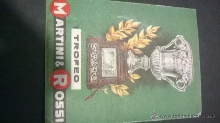 Coleccionismo deportivo: Campeonato de Liga temporada 1953-1954 (Martini) - Foto 2 - 49384913