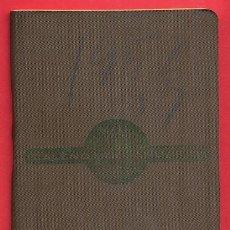 Coleccionismo deportivo: CALENDARIO LIGA FUTBOL , DINAMICO , TEMPORADA 1956 1957 , ORIGINAL , G5. Lote 49980327