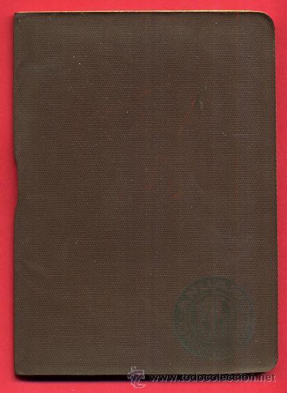 Coleccionismo deportivo: CALENDARIO LIGA FUTBOL , DINAMICO , TEMPORADA 1957 1958 , ORIGINAL , G6 - Foto 2 - 49980409
