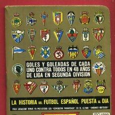 Coleccionismo deportivo: CALENDARIO LIGA FUTBOL , DINAMICO , TEMPORADA 1982 1983 , ORIGINAL , G44. Lote 49982230