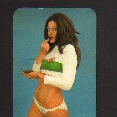 Coleccionismo deportivo: CALENDARIO DE BOLSILLO. FUTBOL. CHICA. ELCHE . AÑO 1977. Lote 111035256