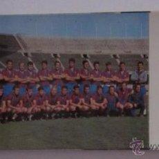 Coleccionismo deportivo: C.F. BARCELONA CALENDARIO AÑO 1969 - 13 POSTALES DE LOS JUGADORES DEL EQUIPO TEMPORADA 1969/70. Lote 51919954