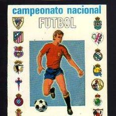 Coleccionismo deportivo: CALENDARIO DE BOLSILLO. FÚTBOL. 1978 - 1979. Lote 52013992