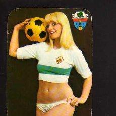 Coleccionismo deportivo: CALENDARIO DE BOLSILLO. FUTBOL. ELCHE. 1977. Lote 111035492