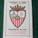 Coleccionismo deportivo: CALENDARIO DE FÚTBOL TEMPORADA 1.978/79 ESCUDO CREO DEL PORTUENSE. Lote 52781927