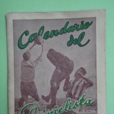 Coleccionismo deportivo: GUIA DEL QUINIELISTA TEMPORADA 1957-58. OBSEQUIO DE LA DIPUTACION DE VALENCIA. Lote 53901472