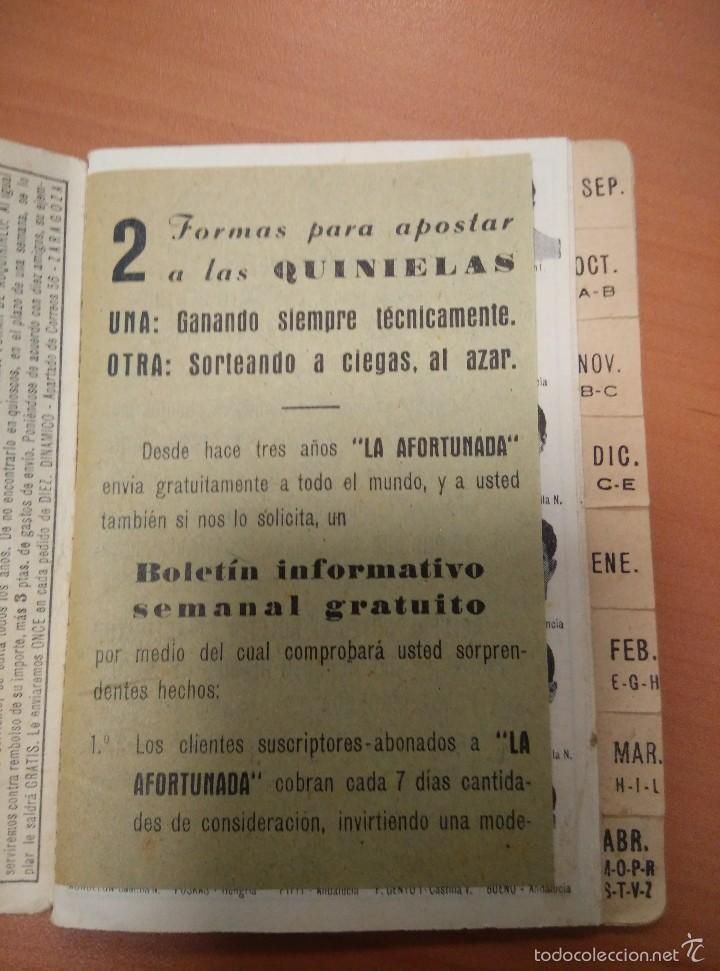 Coleccionismo deportivo: LIBRO CALENDARIO DE FUTBOL 1965 - 1966, CON NUMEROSAS FOTOGRAFIAS DE TODOS LOS EQUIPOS, DINAMICO - Foto 2 - 55916838