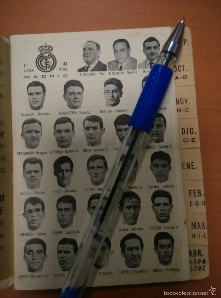 Coleccionismo deportivo: LIBRO CALENDARIO DE FUTBOL 1965 - 1966, CON NUMEROSAS FOTOGRAFIAS DE TODOS LOS EQUIPOS, DINAMICO - Foto 3 - 55916838