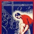 Coleccionismo deportivo: CALENDARIO DE FUTBOL , LIGA 1955 1956 , PUBLICIDAD VENDA ARAÑA ,TRIPTICO , ORIGINAL . Lote 56278043
