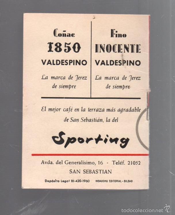 Coleccionismo deportivo: GUIA. XV VUELTA CICLISTA A ESPAÑA. 1960. VER - Foto 2 - 56440640