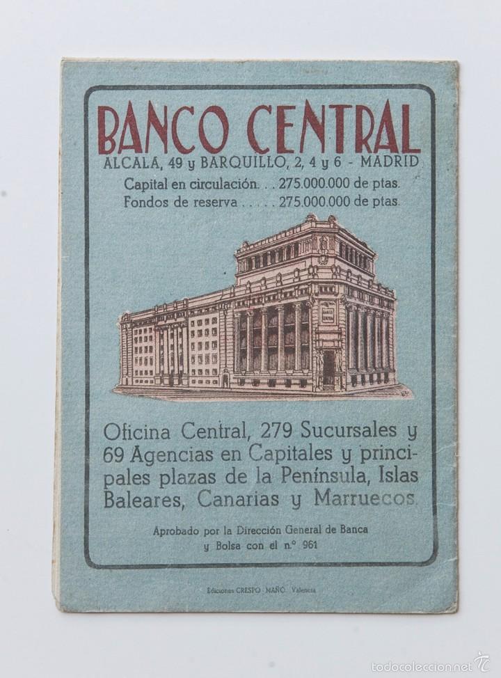 Coleccionismo deportivo: CALENDARIO DEL CAMPEONATO DE NACIONAL LIGA DE 1951 - 1952 - Foto 2 - 57316419