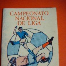 Coleccionismo deportivo: CALENDARIO CAMPEONATO NACIONAL DE LIGA 1993-1994. Lote 57543883