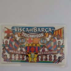 Coleccionismo deportivo: CALENDARIO FC BARCELONA AÑO 1999. Lote 57571934