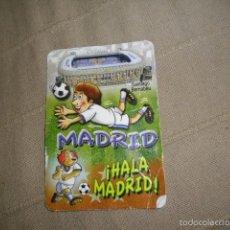 Coleccionismo deportivo: CAJ-199 CALENDARIO REAL MADRID HALA MADRID AÑO 2015. Lote 58145252