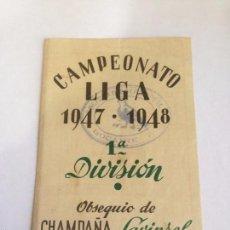 Coleccionismo deportivo: ALCOYANO C.F.1947. Lote 58514309