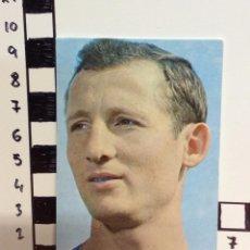 Coleccionismo deportivo: GALLEGO F.C. BARCELONA CALENDARIO BOLSILLO 1969. Lote 60082131
