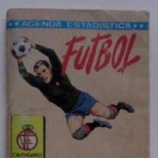 Coleccionismo deportivo: AGENDA ESTADISTICA - 43 CAMPEONATO NACIONAL DE LIGA- CALENDARIO 1973/74. Lote 62170920