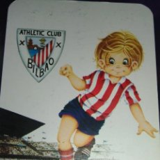 Coleccionismo deportivo: CALENDARIO ATHLETIC BILBAO. Lote 69374853