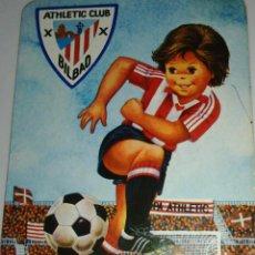 Coleccionismo deportivo: CALENDARIO ATHLETIC BILBAO. Lote 69376349
