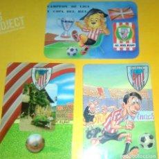 Coleccionismo deportivo: CALENDARIO ATHLETIC BILBAO. Lote 69831581