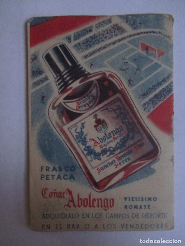Coleccionismo deportivo: Calendario Estadistico Liga Española 1945-1946 rellenado - Foto 4 - 72447347