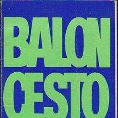 Coleccionismo deportivo: CALENDARIO BALONCESTO TEMPORADA 1969-1970 C.D. MANRESA KAN'S. Lote 85391904