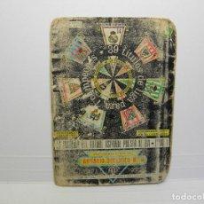 Coleccionismo deportivo: CALENDARIO DE FUTBOL ANUARIO DINAMICO 1971 1972 Nº 1. Lote 85828796