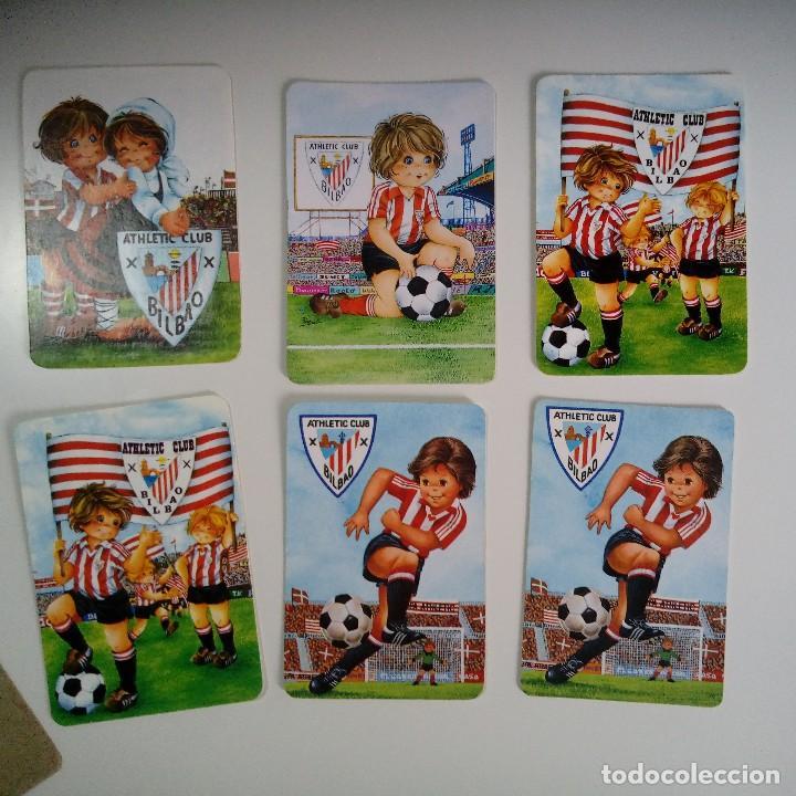 Athletic Club Bilbao Calendario.Lote 6 Calendarios Athletic Club Bilbao Anos 80