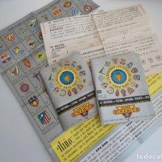 Coleccionismo deportivo: ANUARIO DE FUTBOL - CALENDARIO DINAMICO + SUPLEMENTO 1981 1982 + POSTER Y BOLETIN DE PEDIDO. Lote 86871988