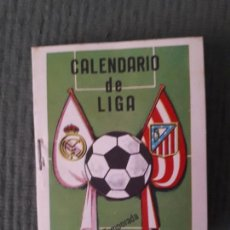 Coleccionismo deportivo: CALENDARIO LIGA DE FÚTBOL TEMPORADA 1976-77. Lote 92347335