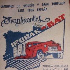 Coleccionismo deportivo: CALENDARIO GUIA DEL QUINIELISTA LIGA 1979-80. Lote 94062830