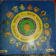 Coleccionismo deportivo: CALENDARIO DEL QUINIELISTA, LIGA 1977-1978. Lote 198133942