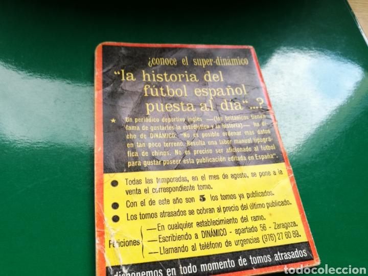 Coleccionismo deportivo: Calendario estadístico de fútbol Dinámico de la Liga española 1975-76 - Foto 2 - 94132622