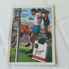 Coleccionismo deportivo: ANTIGUO CALENDARIO DE FUTBOL LIGA 71-72. Lote 95170567